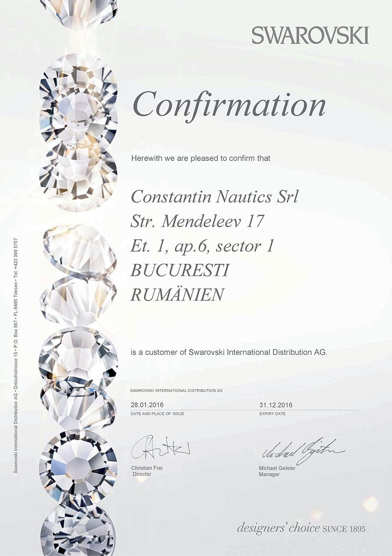 Swarovski Authorized Dealer