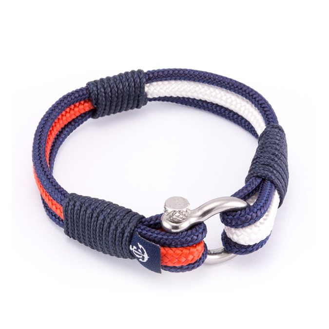 slim bracelet nautical cnb