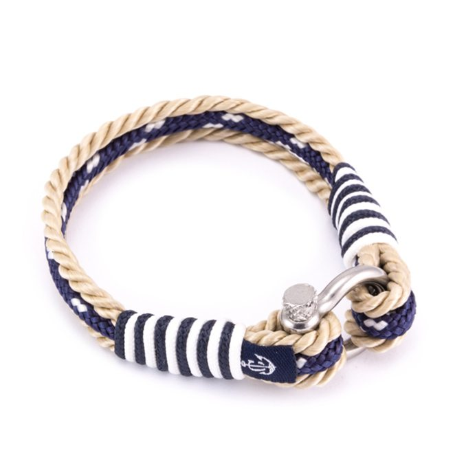 rope for stylish quality passion dp black waterproof amazon com men bracelet nautical wind top